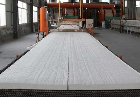 Cheap Ceramic Fibre Blanket For Sale in Rongsheng Kiln Refractory Manufacture