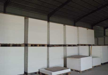 Cheap Ceramic Fibre Board For Sale in Rongsheng Kiln Refractory Manufacture