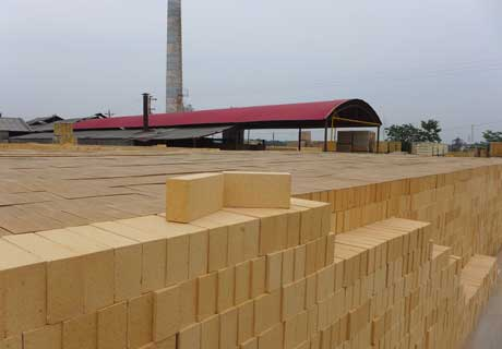 Cheap High Alumina Bricks For Sale in Rongsheng Kiln Refractory Material Supplier