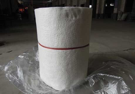 Cheap Refractory Ceramic Fiber Blanket For Sale in Rongsheng Kiln Refractory Manufacture