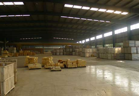 Rongsheng Fatory Manufactures All Kinds Of Refractory Materials