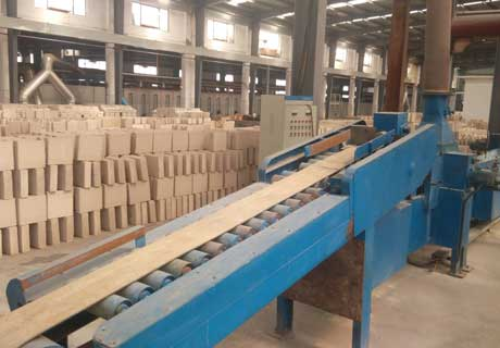 Rongsheng Refractory Manufacturer Has Professional Equipment