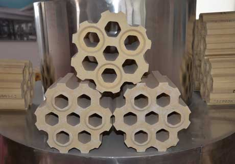 Cheap Refractory Checker Bricks For Sale In Rongsheng Refractory Supplier
