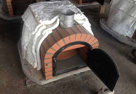Cheap Ceramic Blanket Insulation For Pizza Oven