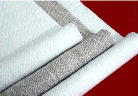 Quality Ceramic Fiber Cloth Insulation Application