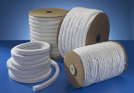 Ceramic Fiber Rope-RONGSHENG-Refractory Manufacturer