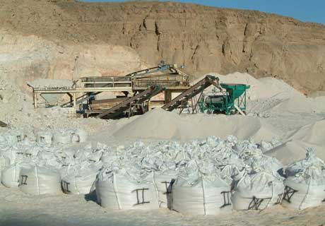 Quality Silica Raw Materials